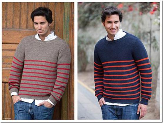 NOVICA Mens Sweaters Auburn Alabama
