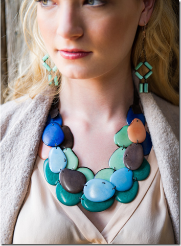 Noonday Scattered Steps Necklace
