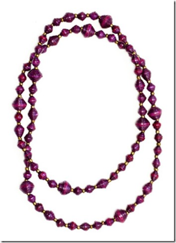 Noonday Violet Necklace
