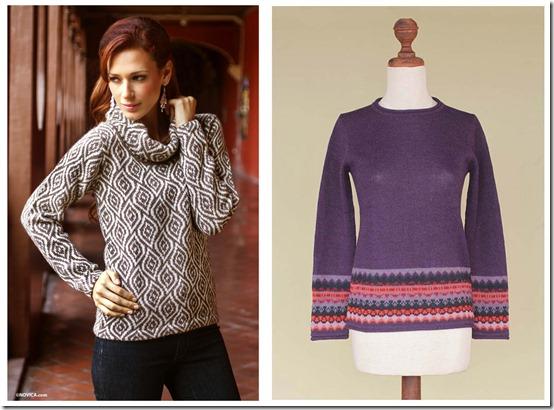 Novica Women's Sweaters
