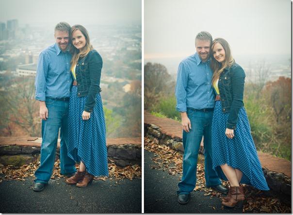Chris and Rachel Callahan