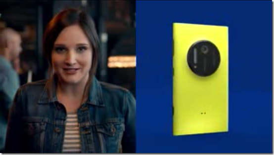 Nokia Lumia Commercial Jo Armeniox