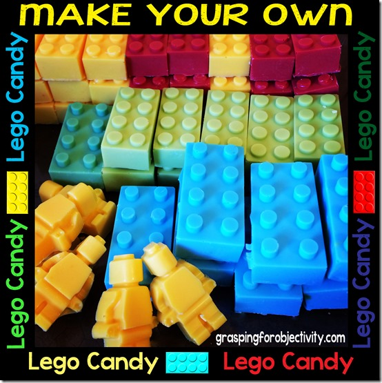 How to Make Lego Candy