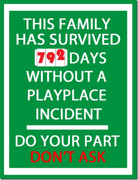 PlayPlace Incident