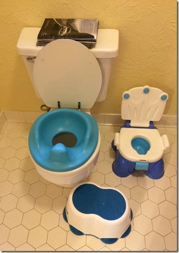 Potty-Training Toilets