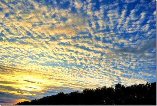 140502b 70mph Sunset