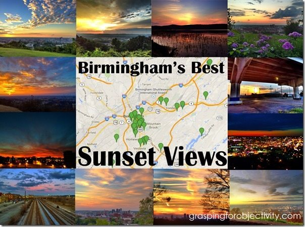 Birmingham's Best Sunset Views