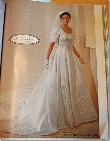 Wedding Dress Ad