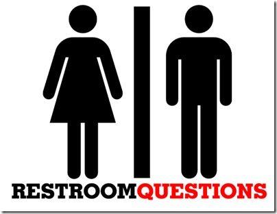 Burning Restroom Questions