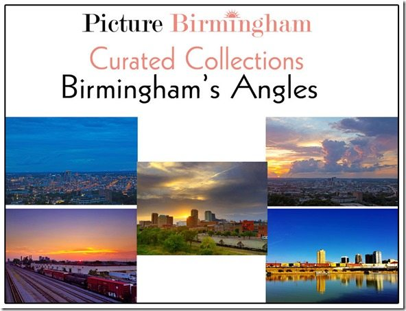 Birmingham's Angles Curated
