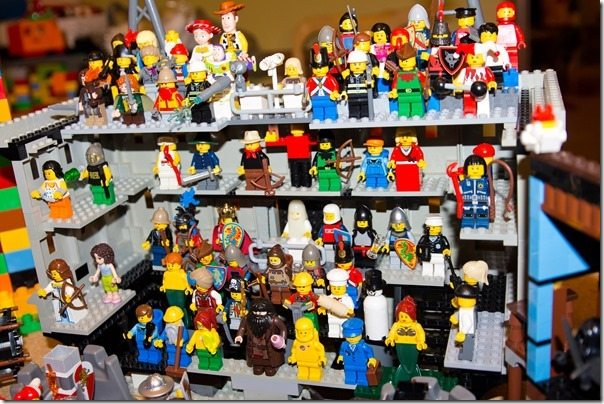 Lego Stadium Minifig
