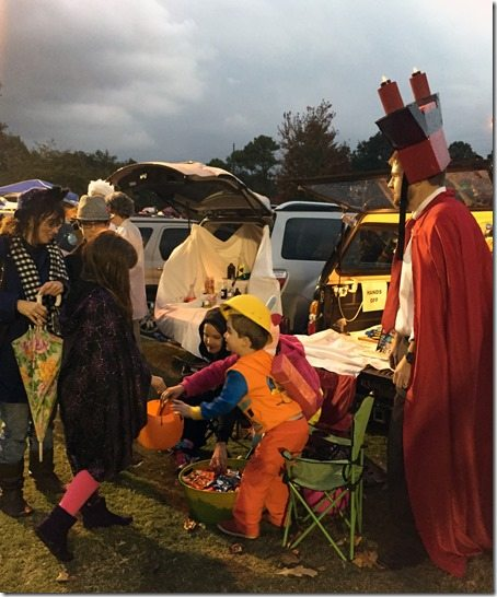Lego Trunk Treat