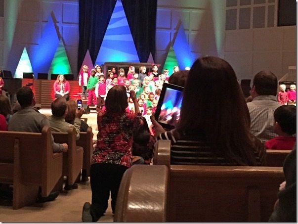Christmas Play View 2