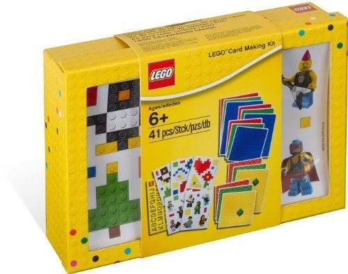 Lego Card Making Kit