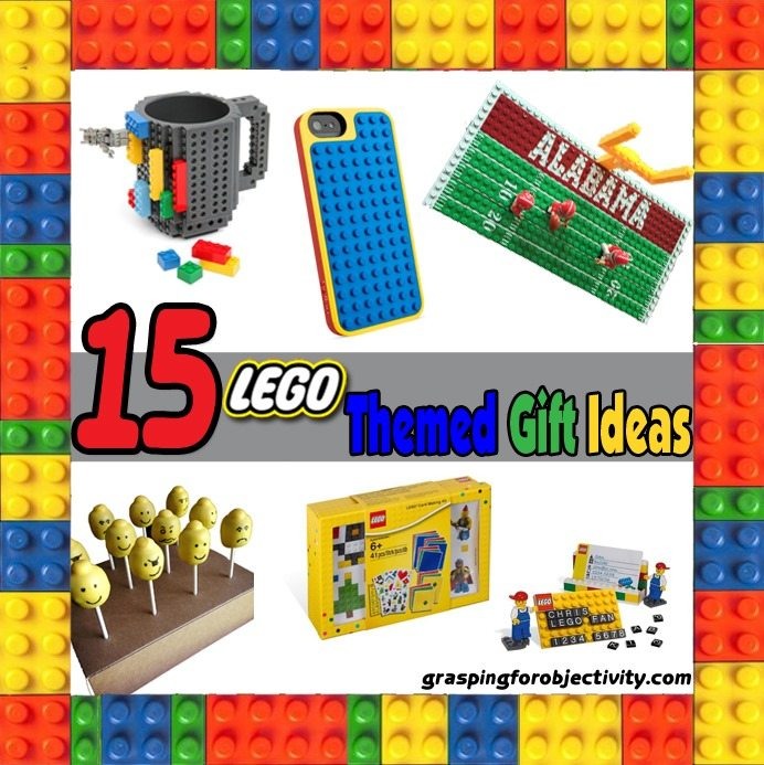 Gifts for the Lego Lover | Grasping for Objectivity