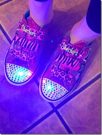 Skechers Light-Up Shoes
