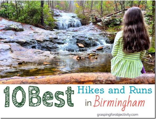 10 Best Hikes and Runs in Birmingham