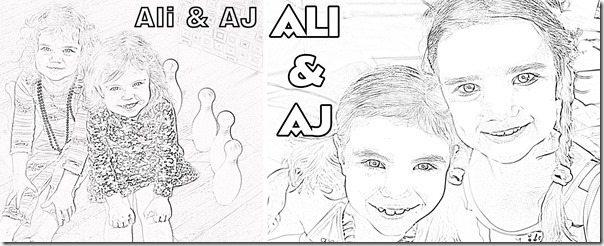 Comparison Ali AJ