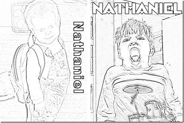 Comparison Nathaniel