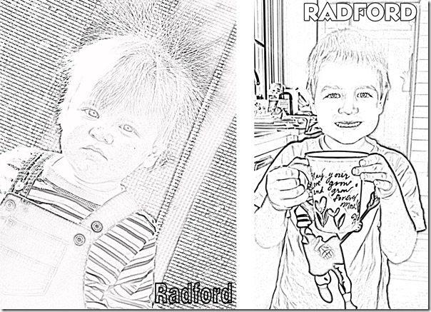 Comparison Radford