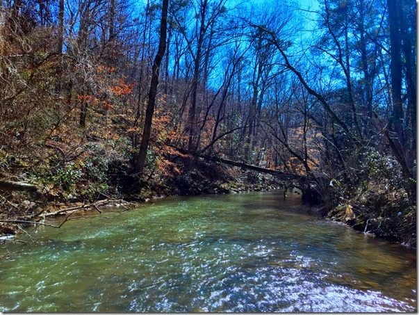 Jemison Trail Creek