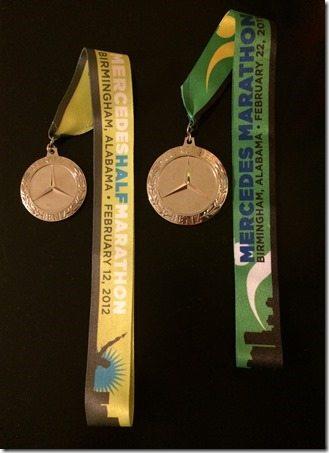 Mercedes Medals