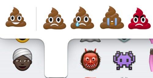 Poop Emotions