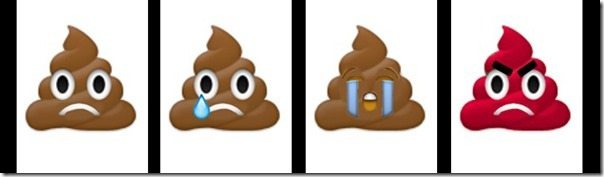 Sad Poo Emoji
