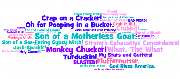 curse word printables for moms