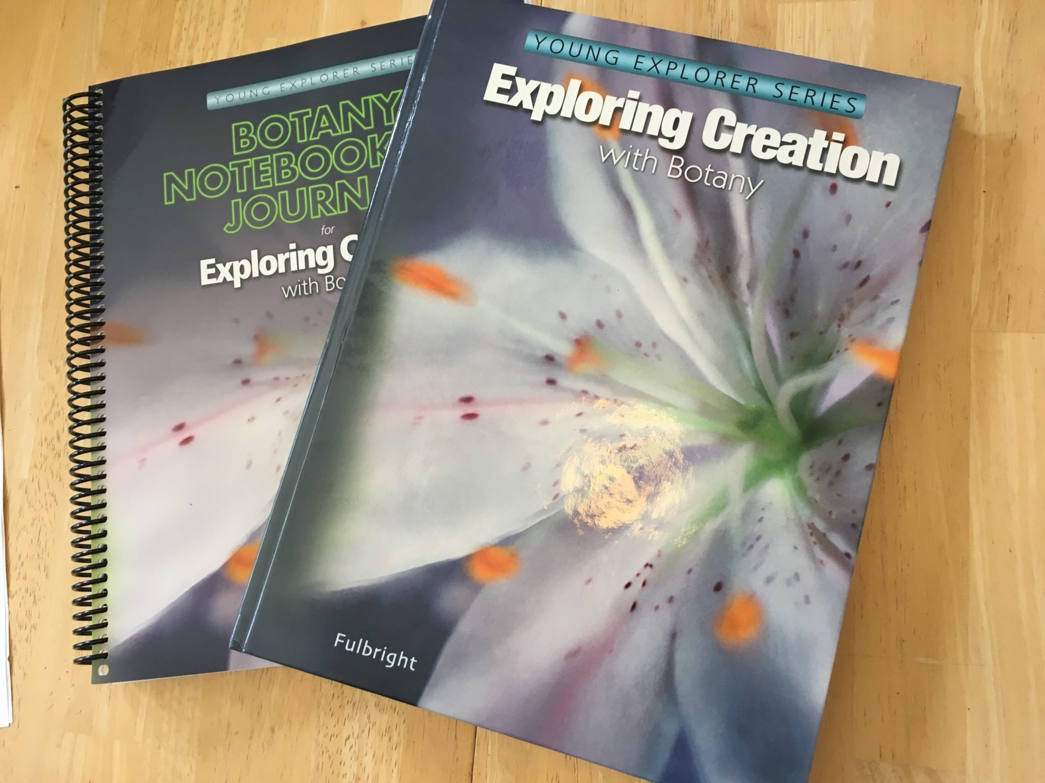 Exploring Creation with Botany