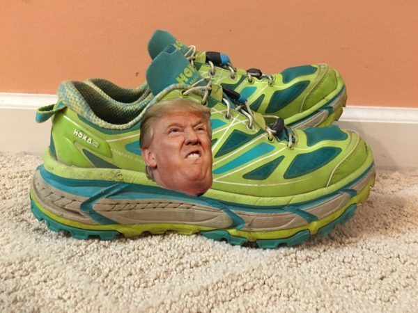 The 2016 Shoe Election Crisis | Grasping for Objectivity