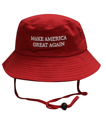 Trump Bucket Hat