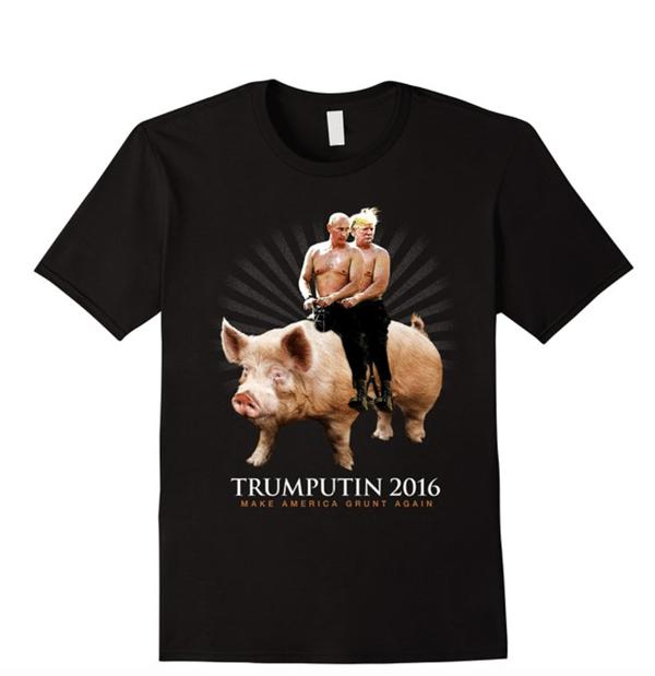 Trump Putin Shirt